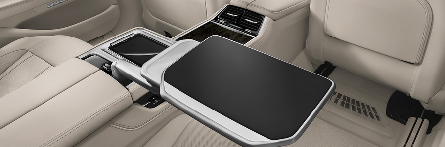BMW 7 Series 2015 - executive lounge