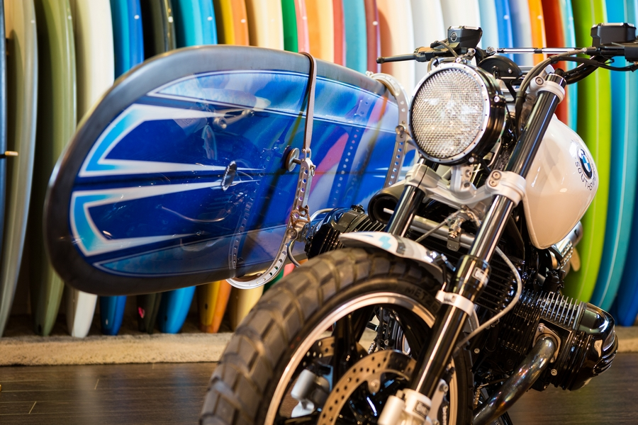 BMW Concept Path 22 - Wheels & Waves Festival in Biarritz--
