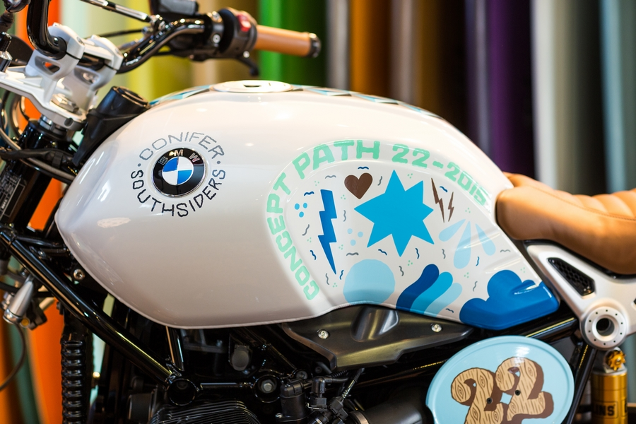BMW Concept Path 22 - Wheels & Waves Festival in Biarritz