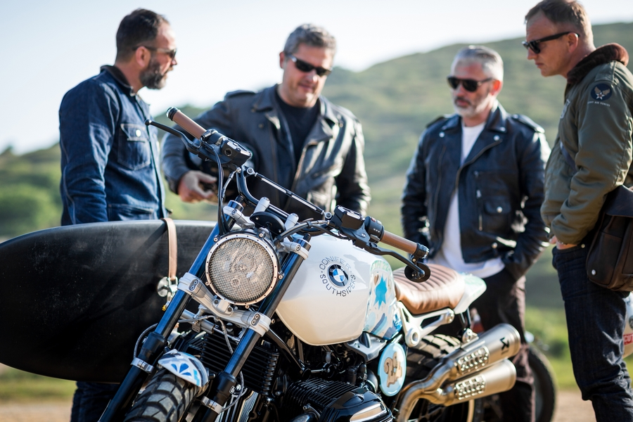BMW Concept Path 22 - Wheels & Waves Festival in Biarritz2015