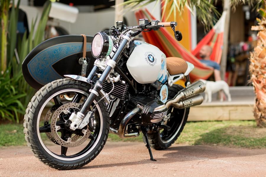 BMW Concept Path 22 bike Wheels & Waves Festival