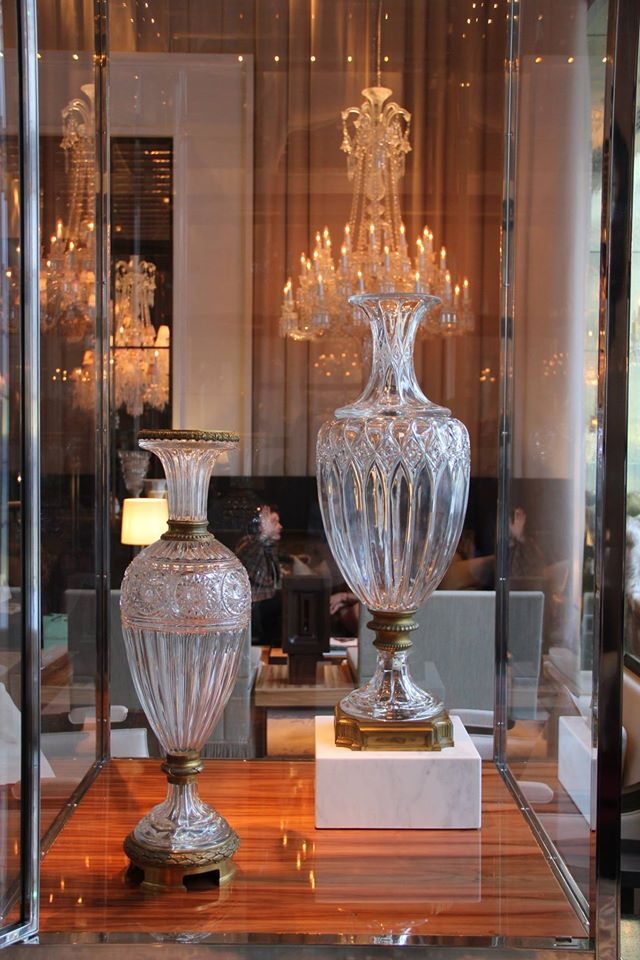 Baccarat Heritage Collection  - vases