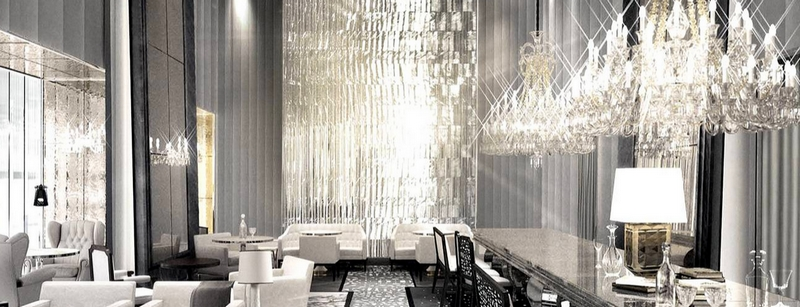 Baccarat Hotel & Residences New York is the first hotel and global flagship-