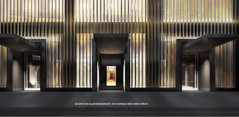 Baccarat Hotel & Residences New York is the first hotel and global flagship for the 250