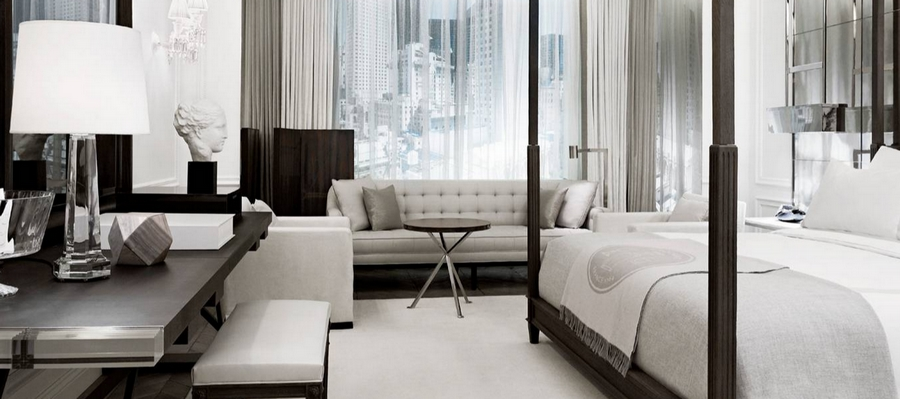 Baccarat Hotel & Residences New York - rooms