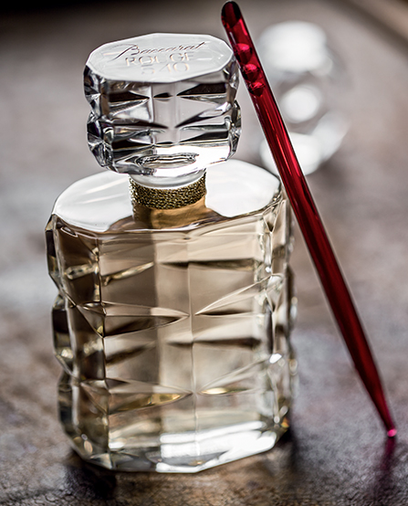 Baccarat - Parfum Rouge 540 limited edition bottle made in 2014