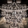 Baccarat is taking up a new challenge by creating the largest chandelier ever produced in its history