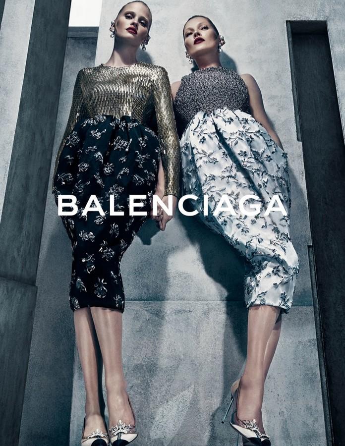 Balenciaga Fall -Winter 2015-2016 campaign