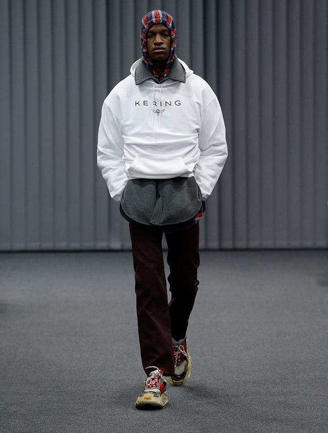 Balenciaga Men Fall Winter 17