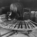 Balvenie coopers preparing a cask to hold its precious cargo