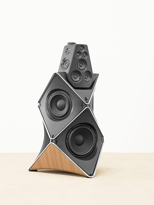 Bang & Olufsen BeoLab 90 loudspeakers -