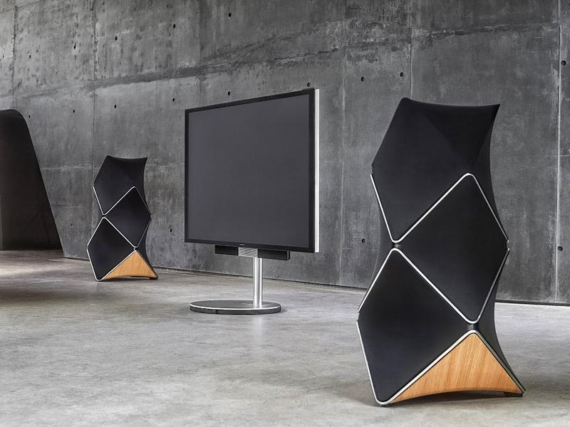 Bang & Olufsen BeoLab 90 loudspeakers --