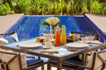 The first Banyan Tree property on the Mediterranean coast is a haven for families and spa fans