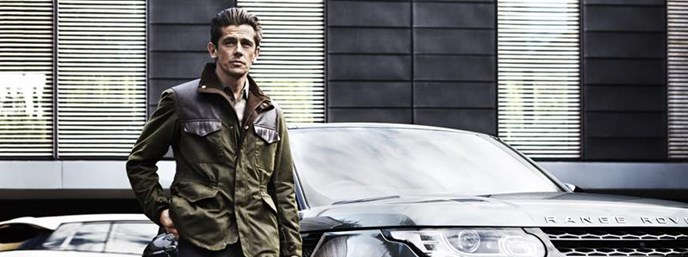 Barbour Barbour for Land Rover Fall Winter 2015 2016-