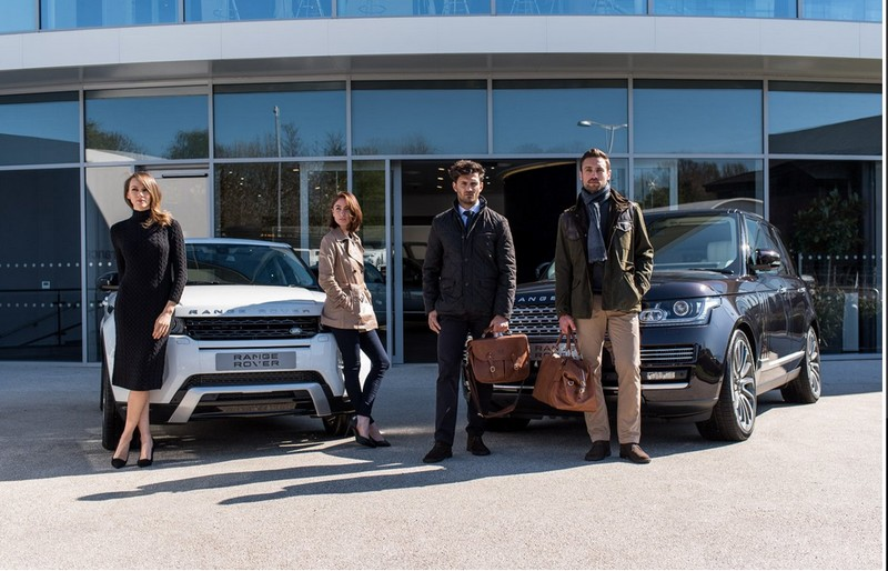Barbour Barbour for Land Rover Fall Winter 2015 2016-001