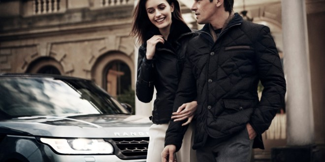 Barbour Barbour for Land Rover Fall Winter 2015 2016