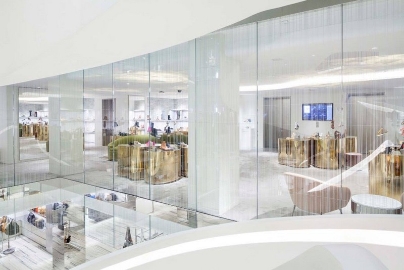 Barneys New York Downtown Flagship - interiors-
