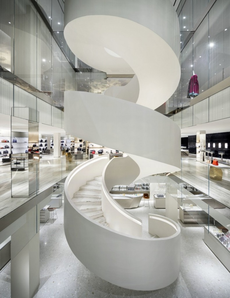 Barneys New York returns to its original roots with Downtown Flagship-