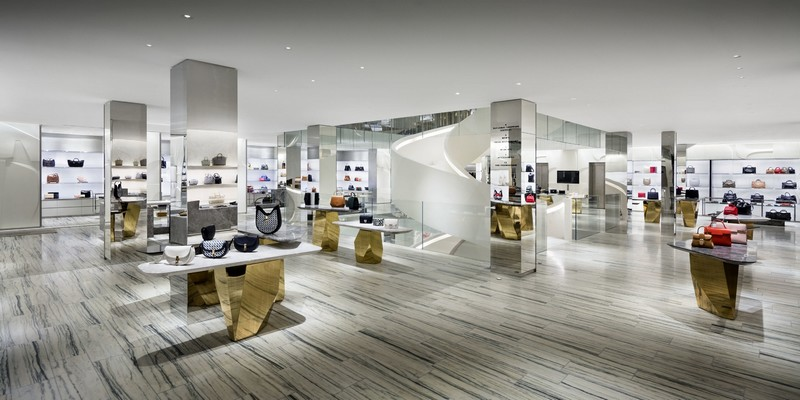 Barneys New York returns to its original roots with Downtown Flagship
