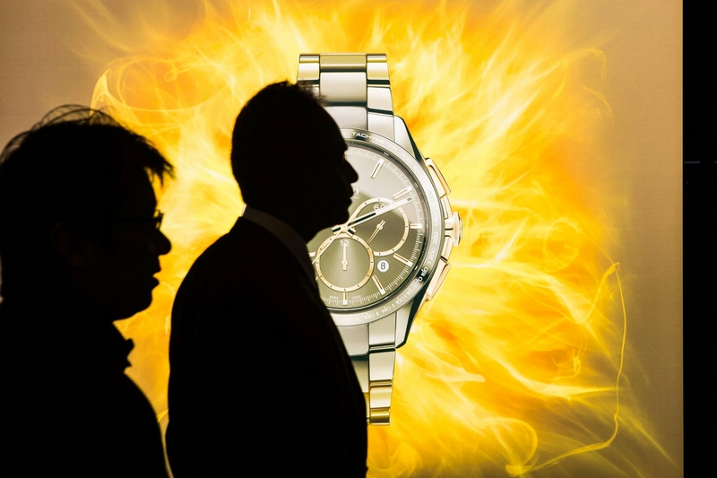 Baselworld - The Watch and Jewellery Show 2015--001
