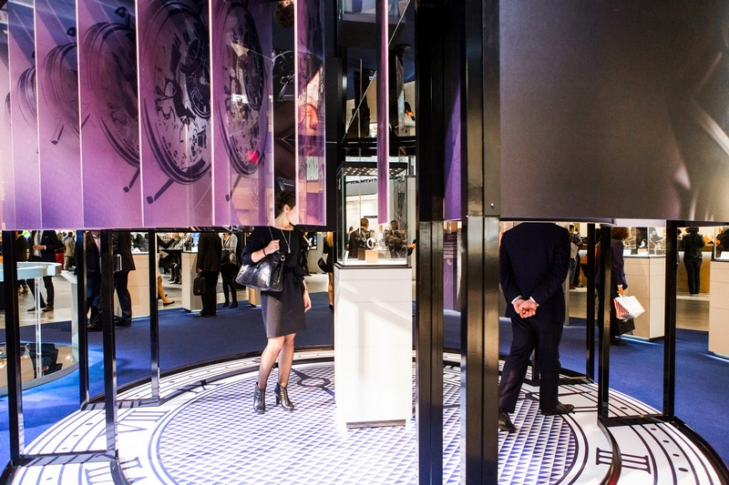Baselworld - The Watch and Jewellery Show 2015--