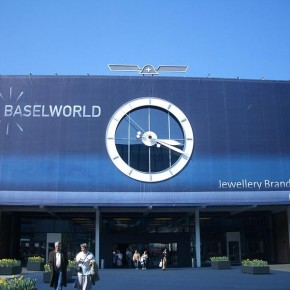Baselworld main entrance