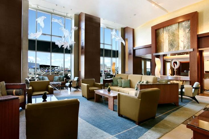 Battery Wharf Hotel, Boston Waterfront-luxury hotels of the world-