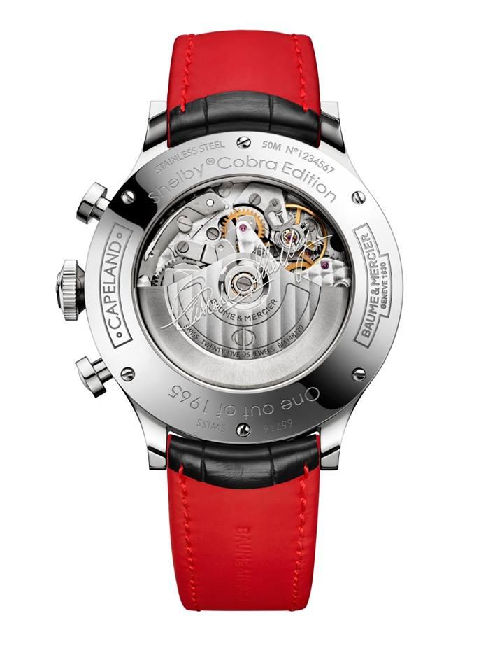 Baume  & Mercier Capeland Cobra chronograph
