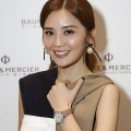 Baume et Mercier Anniversary at 2015 Watches and Wonders Hong Kong-Charlene CHoi