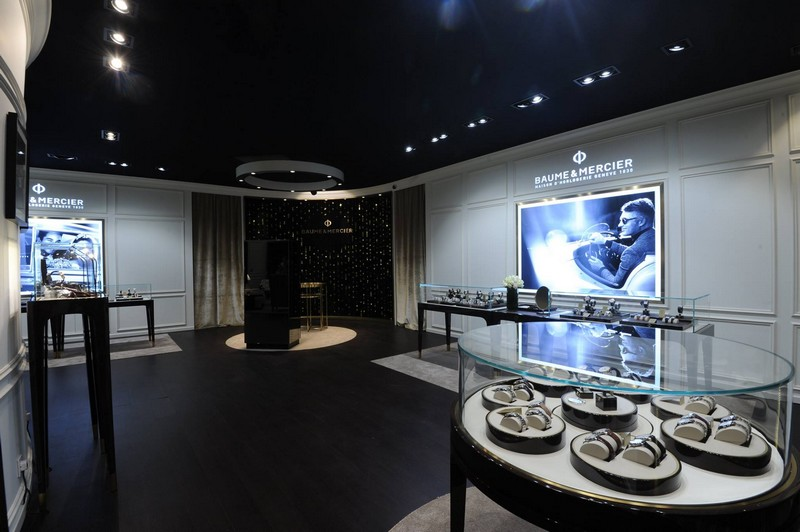 Baume et Mercier Anniversary at 2015 Watches and Wonders Hong Kong