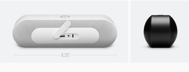 Beats-Pill Plus - first apple era speaker---