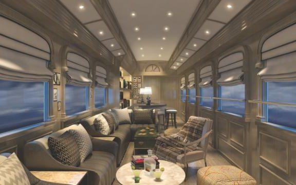 Belmond Andean Explorer - Peru's First Luxury Sleeper Train-interior 2017 renderings