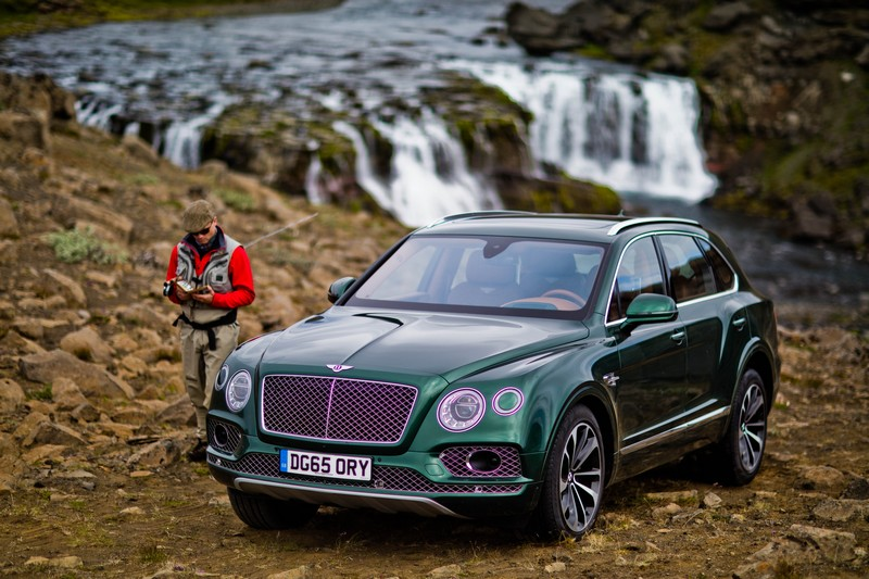 Bentley Bentayga Fly Fishing by Mulliner –  The Ultimate Angling Accessory -