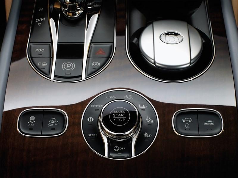 Bentley Bentayga - details