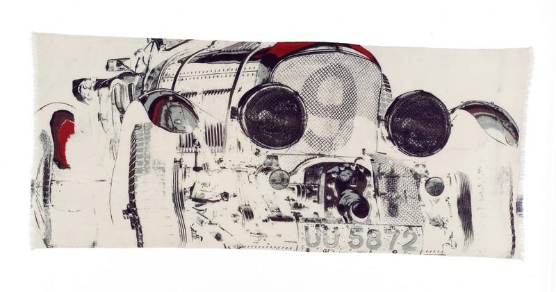 Bentley Blower Cashmere Scarf (1)
