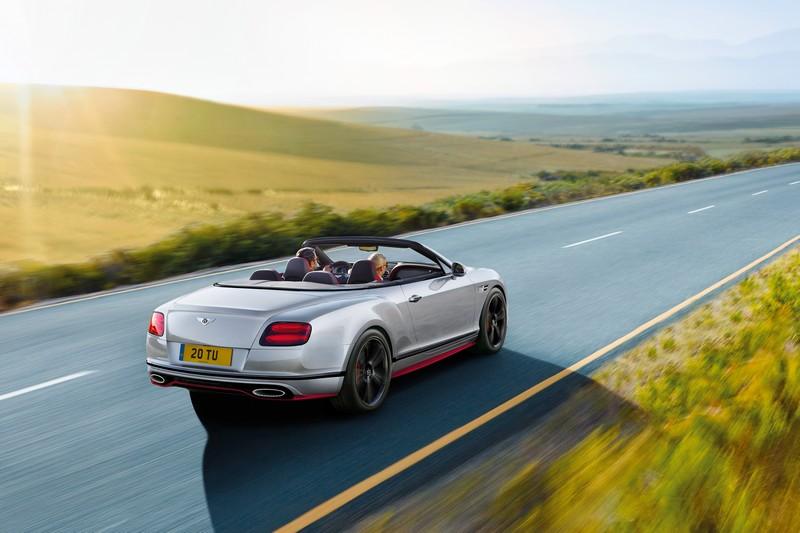 Bentley Continental GT Speed Black Edition car