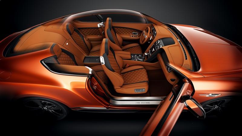 Bentley Continental GT Speed Black Edition2016