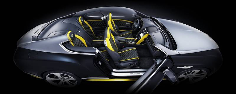 Bentley Continental GT Speed Breitling Jet Team Series 2015-