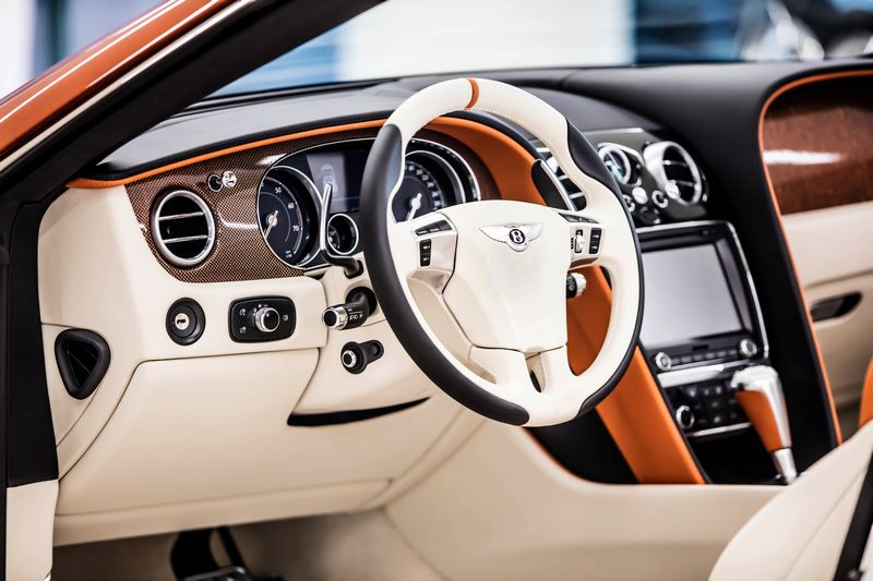 Bentley Motors opens its largest showroom in the world in Dubai-2016-