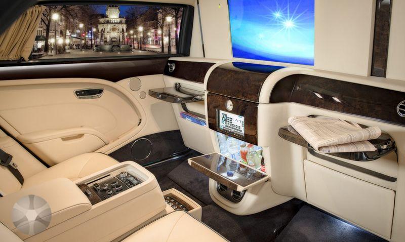 Bentley Mulsanne High Security-