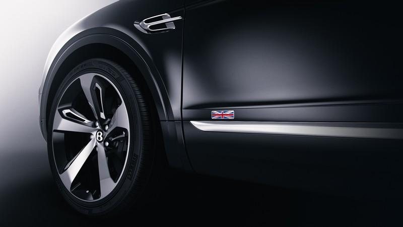 Bentley debuts Bentayga First Edition (4)