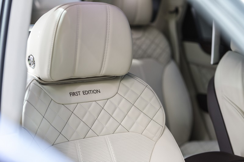 Bentley debuts Bentayga First Edition (8)