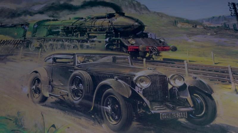 Bentley's Desert Train race (5)