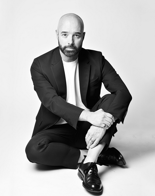 Bertrand Guyon - the new design director for the house of Schiaparelli