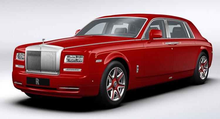 Bespoke Rolls-Royce Phantoms for The 13 Hotel