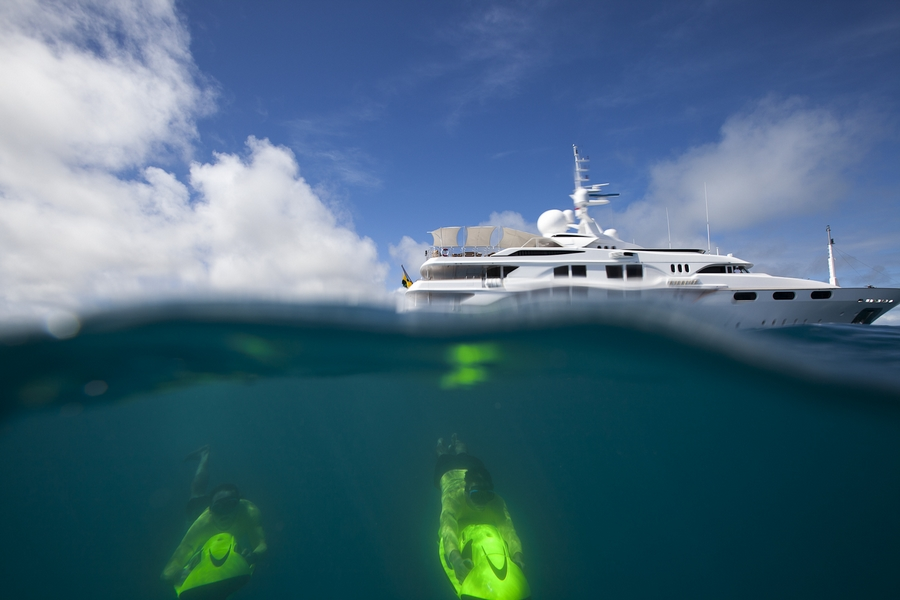 Best European Coastlines to Explore with Superyacht Toys-