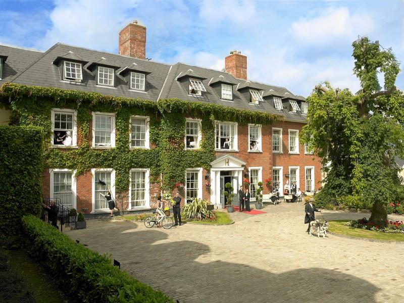 Best Hotel Quality Assurance -SLH Awards 2015 - Hayfield Manor in Cork, Ireland