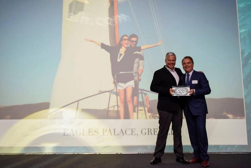 Best Hotel Video SLH Awards 2015 - Eagles Palace in Halkidiki, Greece