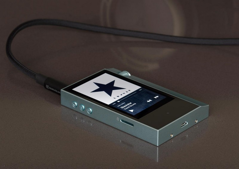 Best domestic design AK70 music player, by Astell & Kern