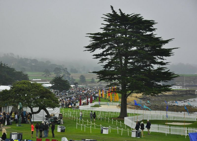 Best of Show at 66th Pebble Beach Concours d'Elegance-